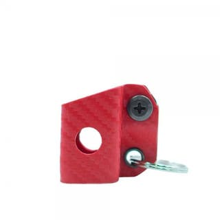 Clip & Carry Keychain Sheath: Gerber Dime - Red
